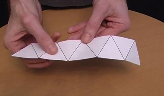 Κόλπα με χαρτί