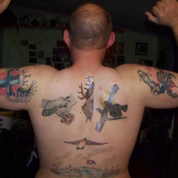 30 λάτρεις των τατουάζ που ίσως μια μέρα μετανιώσουν για τις επιλογές τους (4)