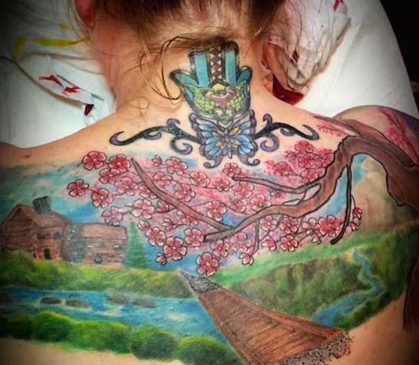 30 λάτρεις των τατουάζ που ίσως μια μέρα μετανιώσουν για τις επιλογές τους (11)