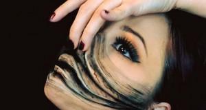 Makeup artist με απίστευτη φαντασία μετατρέπει τον εαυτό της σε τρομακτικά τέρατα