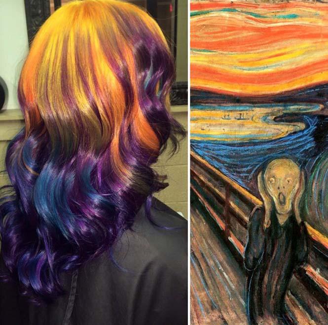 Μαλλιά σαν έργα τέχνης (2)