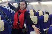 Μετά από 10 ώρες καθυστέρησης, αυτή η γυναίκα είχε όλο το αεροπλάνο για τον εαυτό της (1)