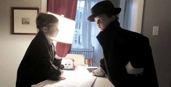 Μητέρα και κόρες κάνουν αναπαράσταση σκηνών από τις φετινές υποψήφιες για Όσκαρ ταινίες (5)