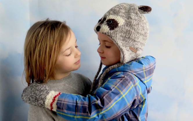Μητέρα και κόρες κάνουν αναπαράσταση σκηνών από τις φετινές υποψήφιες για Όσκαρ ταινίες (13)