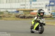 Μοτοσικλετιστής 2 ετών