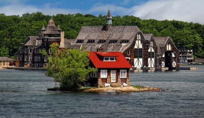 Το νησάκι που χωράει μόνο ένα σπίτι (4)