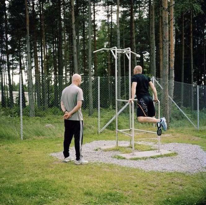 Η Νορβηγία έφτιαξε μια μοντέρνα φυλακή που δεν μοιάζει με τις υπόλοιπες (7)
