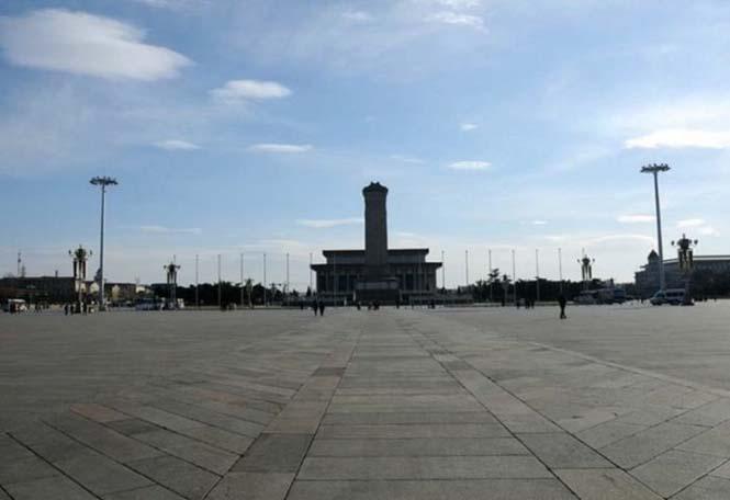 Το Πεκίνο αυτές τις μέρες μοιάζει με πόλη φάντασμα (3)