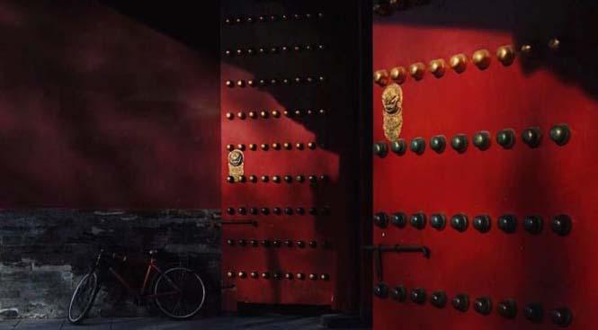 Το Πεκίνο αυτές τις μέρες μοιάζει με πόλη φάντασμα (6)