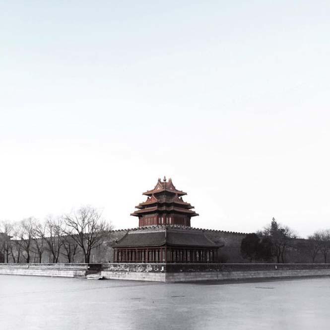 Το Πεκίνο αυτές τις μέρες μοιάζει με πόλη φάντασμα (7)
