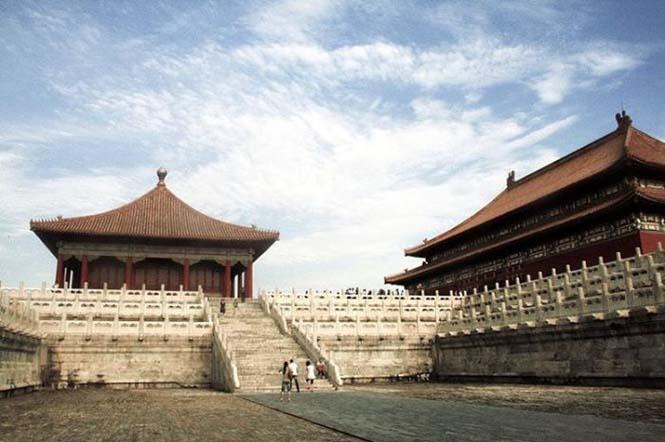 Το Πεκίνο αυτές τις μέρες μοιάζει με πόλη φάντασμα (9)
