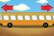 Προς τα που πάει το λεωφορείο; Ο γρίφος που δυσκολεύει τους ενήλικες, αλλά όχι τα παιδιά