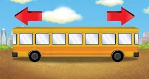 Προς τα που κινείται το λεωφορείο; Ο γρίφος που δυσκολεύει τους ενήλικες, αλλά όχι τα παιδιά