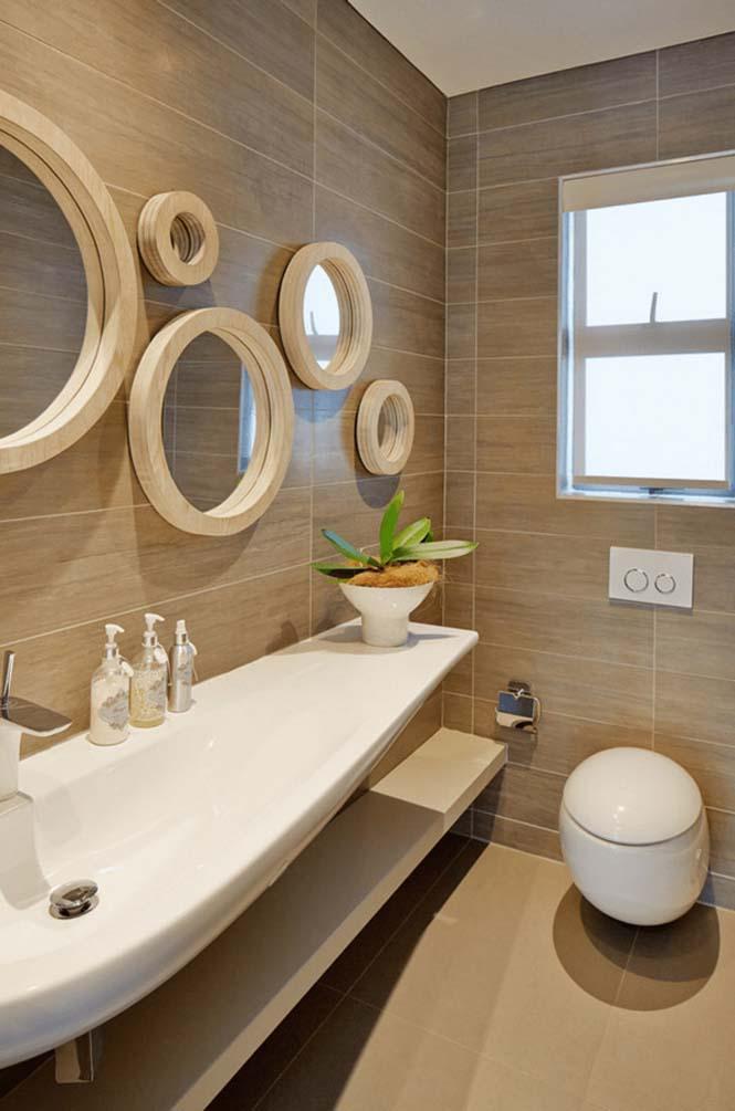 Πρωτότυποι καθρέφτες για το μπάνιο (2)