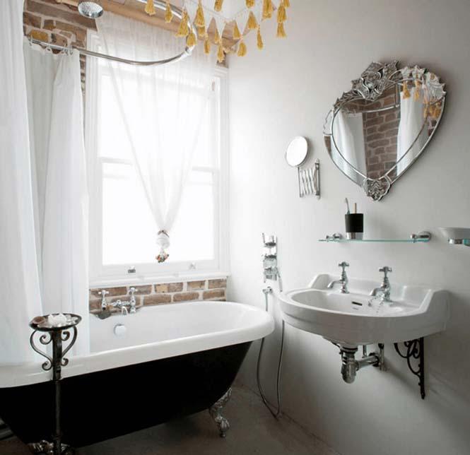 Πρωτότυποι καθρέφτες για το μπάνιο (4)