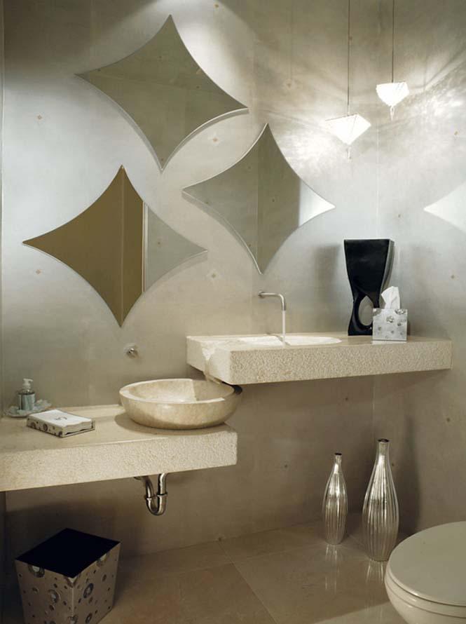Πρωτότυποι καθρέφτες για το μπάνιο (9)