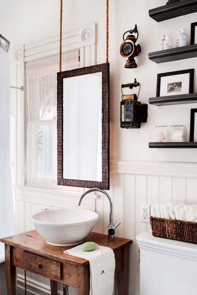 Πρωτότυποι καθρέφτες για το μπάνιο (11)