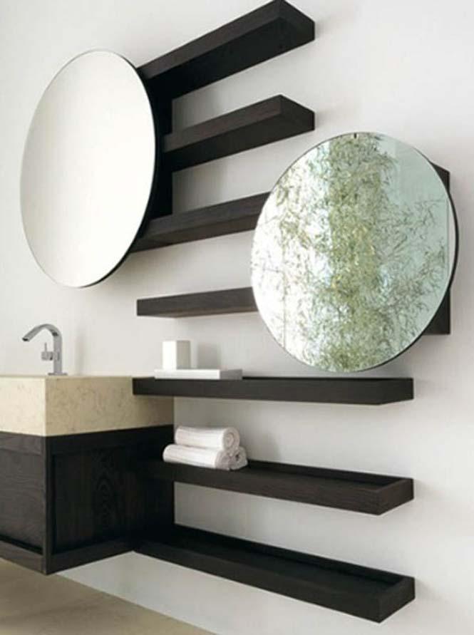 Πρωτότυποι καθρέφτες για το μπάνιο (20)