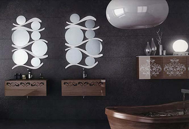 Πρωτότυποι καθρέφτες για το μπάνιο (25)