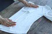 Πως να διπλώνουμε σωστά τα ρούχα για να κερδίζουμε χώρο