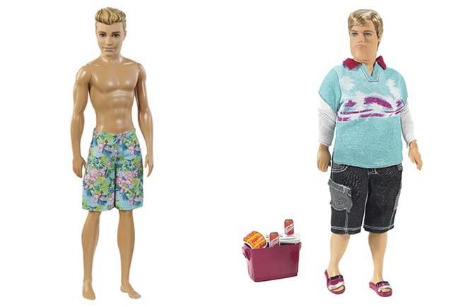 Πως θα ήταν ο φίλος της Barbie αν είχε ρεαλιστικό σωματότυπο (1)