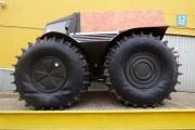 Ρώσικο αμφίβιο όχημα με ελαστικά που φουσκώνουν μόνα τους (1)