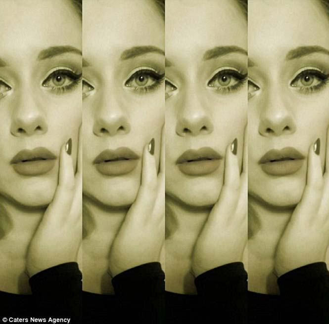 Σουηδέζα σωσίας της Adele (1)