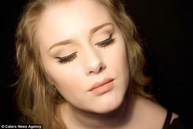 Σουηδέζα σωσίας της Adele (5)