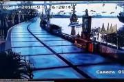 Ταϊλανδέζικο πλοίο προσκρούει στη στεριά
