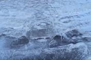 Ο Χειμώνας στον Καναδά μπορεί να προκαλέσει ακόμα και το πιο απίθανο θέαμα