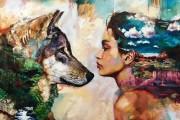 16χρονη δημιουργεί εκπληκτικά έργα τέχνης (1)