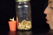 5 περίεργοι τρόποι για να σβήσεις ένα κερί
