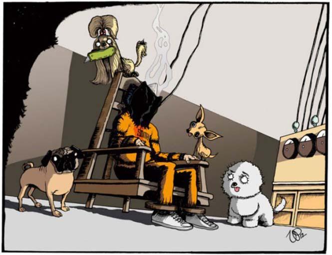 Αν η ανθρώπινη βαρβαρότητα προς τα ζώα αποκτούσε αντίστροφους ρόλους (4)