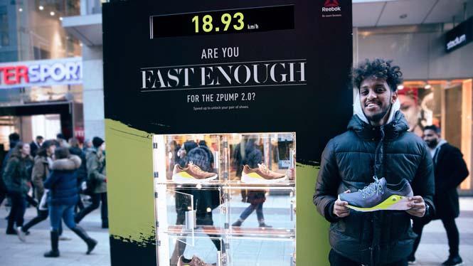 Αν τρέξεις αρκετά γρήγορα, αυτή η διαφημιστική εγκατάσταση σου ξεκλειδώνει ένα δωρεάν ζευγάρι παπούτσια (3)