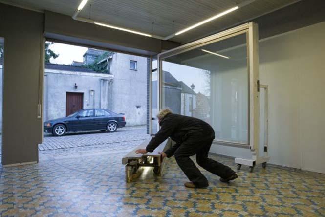 Αυτός ο άνδρας έφτιαξε μια μυστική γκαραζόπορτα (10)