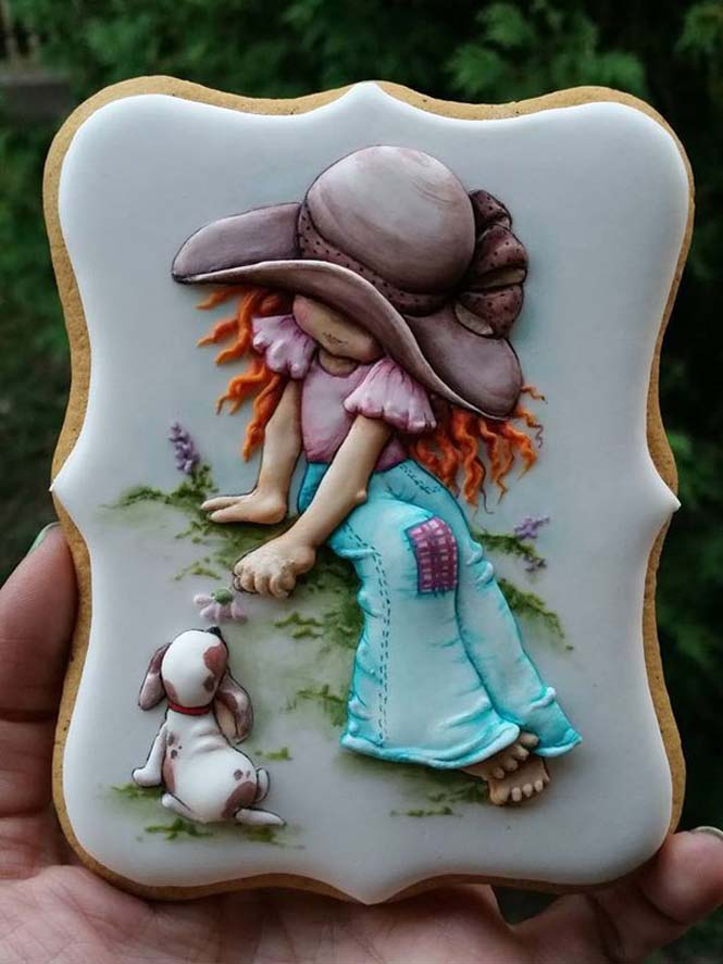 Απίστευτη τέχνη με μπισκότα (11)