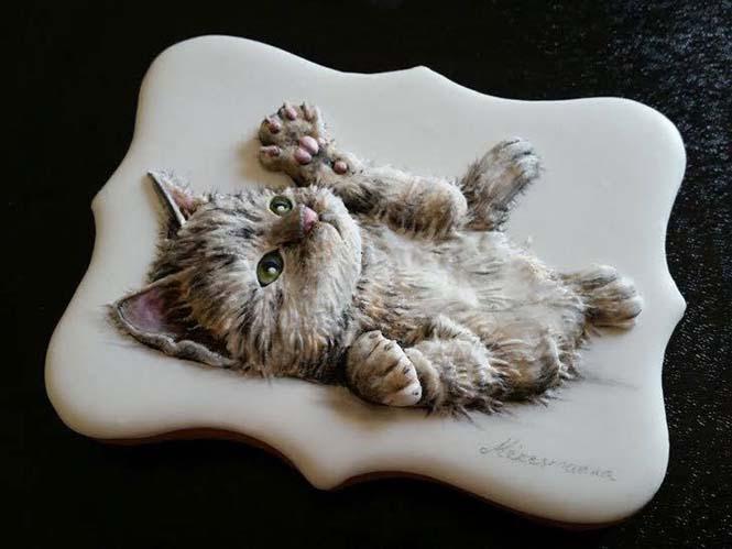 Απίστευτη τέχνη με μπισκότα (14)