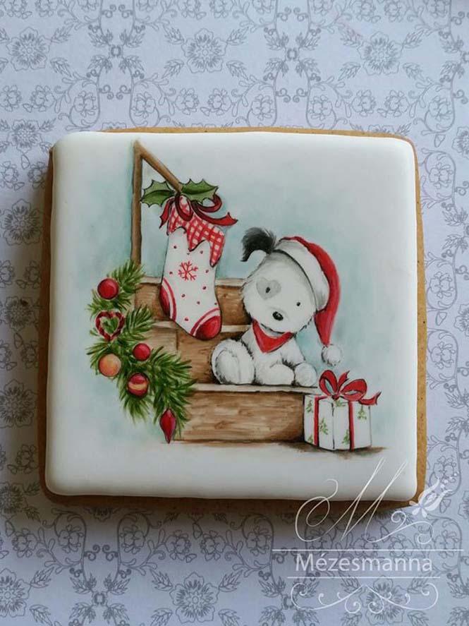 Απίστευτη τέχνη με μπισκότα (19)
