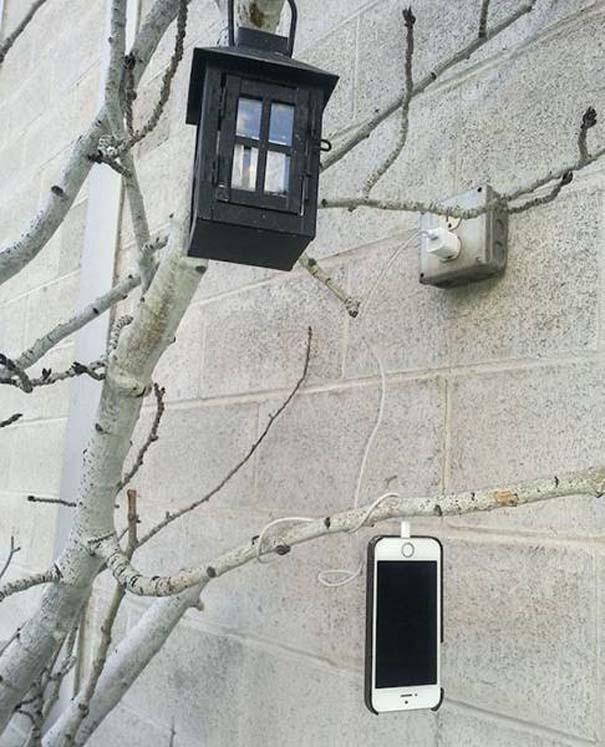 Ασυνήθιστοι τρόποι για φόρτιση του κινητού (1)