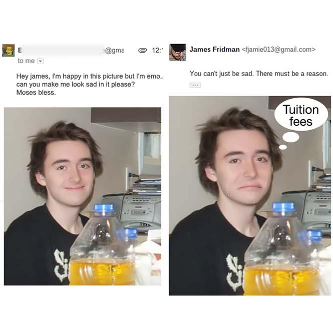 Αυτό συμβαίνει όταν ζητάς βοήθεια στο Photoshop από τον λάθος άνθρωπο (1)