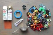 Δείτε τι έφτιαξε με μερικά παλιά παιχνίδια (1)