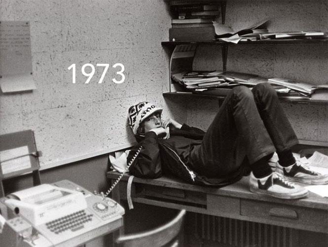 Εκπληκτική αναπαράσταση φωτογραφίας του 1973 από τον Bill Gates (1)