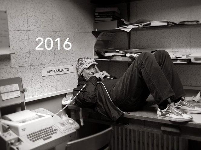 Εκπληκτική αναπαράσταση φωτογραφίας του 1973 από τον Bill Gates (2)