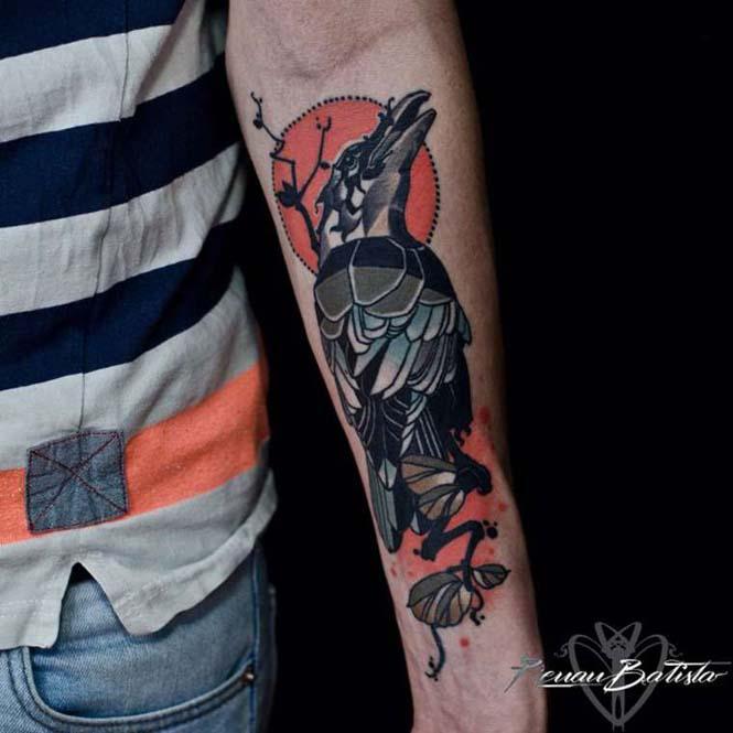 Εντυπωσιακά τατουάζ από τον Renan Batista (5)