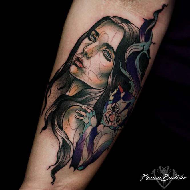 Εντυπωσιακά τατουάζ από τον Renan Batista (7)