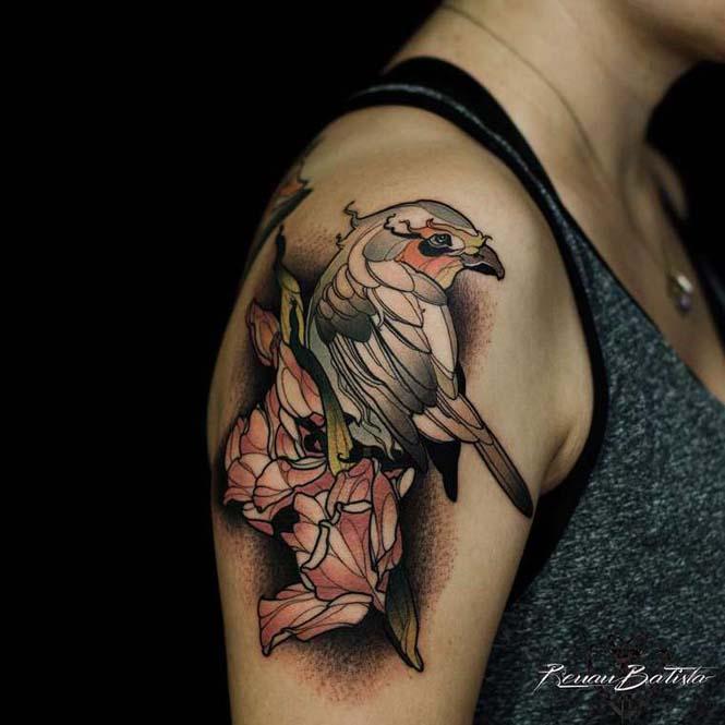 Εντυπωσιακά τατουάζ από τον Renan Batista (10)