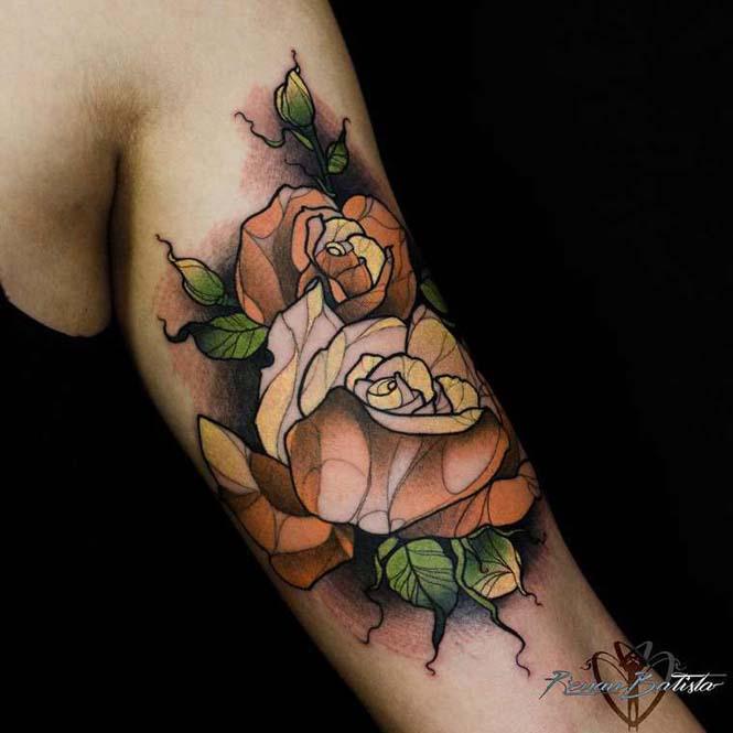 Εντυπωσιακά τατουάζ από τον Renan Batista (15)