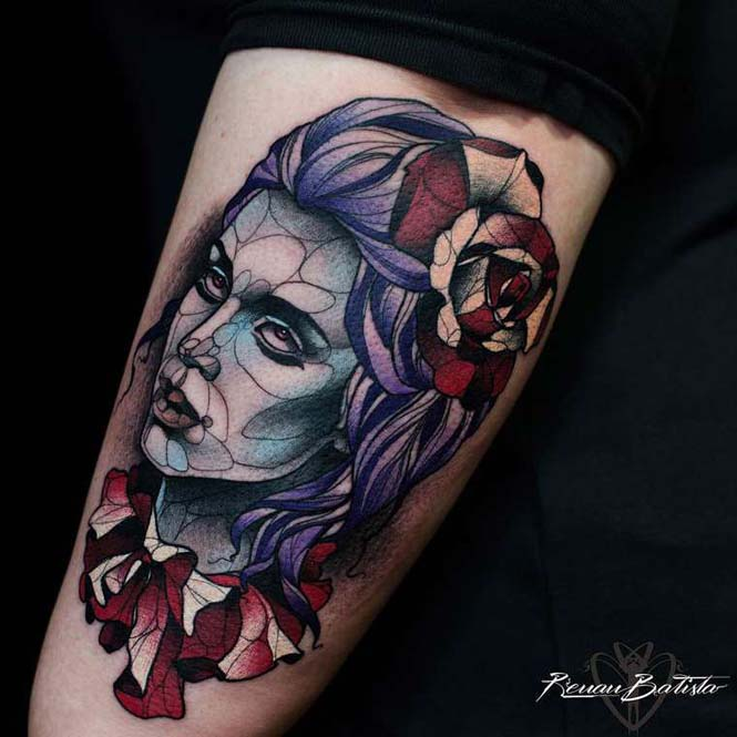 Εντυπωσιακά τατουάζ από τον Renan Batista (17)