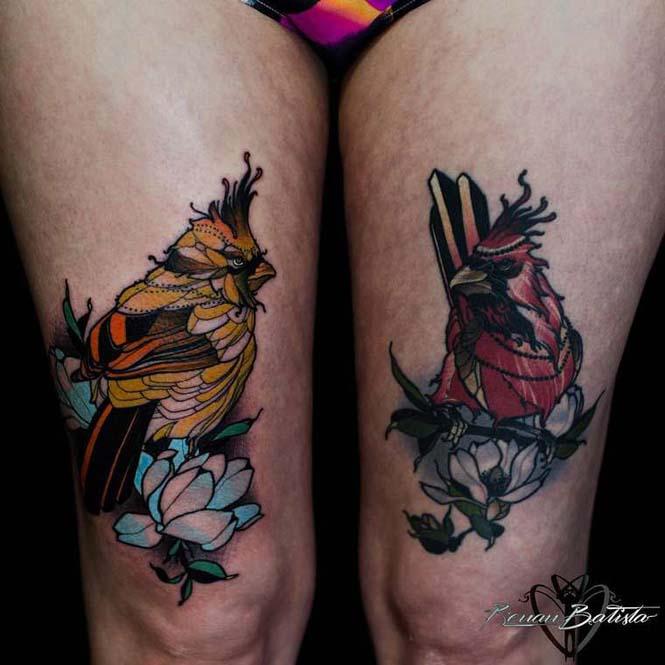 Εντυπωσιακά τατουάζ από τον Renan Batista (19)