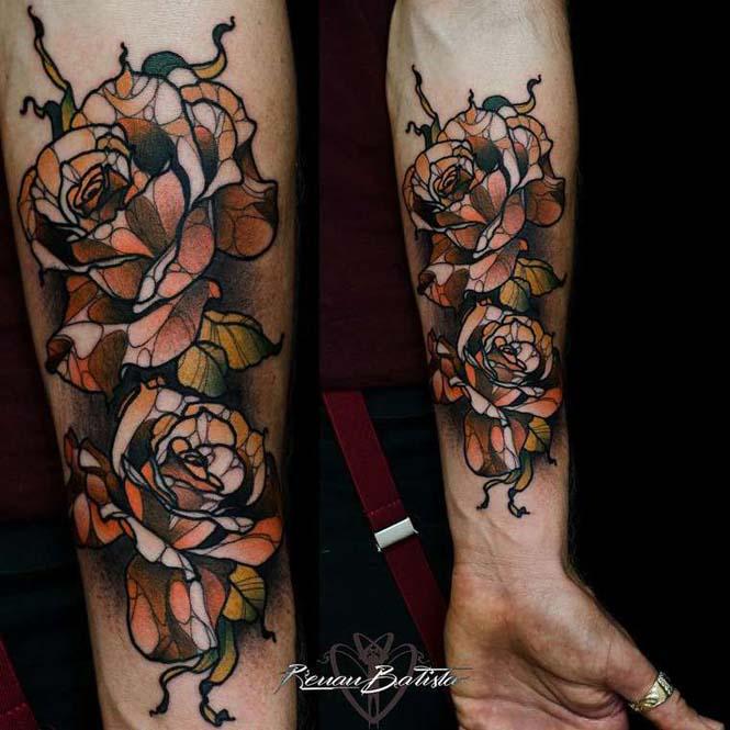 Εντυπωσιακά τατουάζ από τον Renan Batista (21)